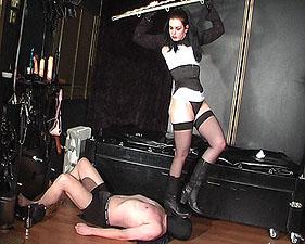 image Trample amsterdam dominatrix dinah amp mistress georgina